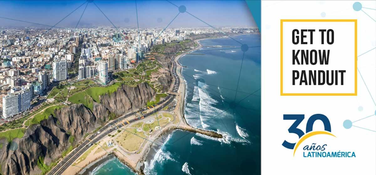 Panduit celebra 30 años en Latinoamérica