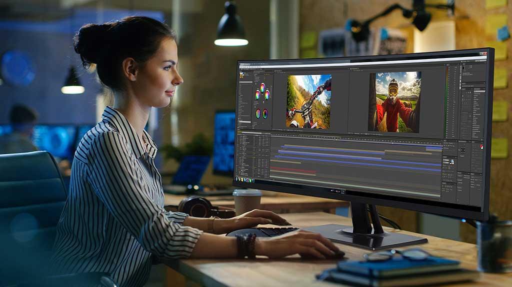 ViewSonic presenta monitor profesional VP3481 ColorPro