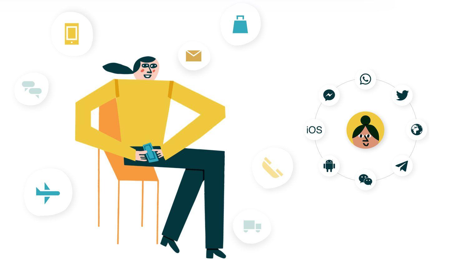Zendesk impulsa futuro de los negocios conversacionales con Sunshine Conversations