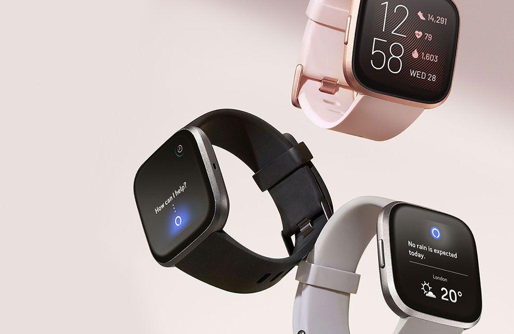 Versa 2 de Fitbit tu compañero ideal para estar siempre en forma