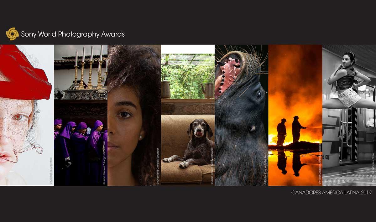 Exhibición de los Sony World Photography Awards