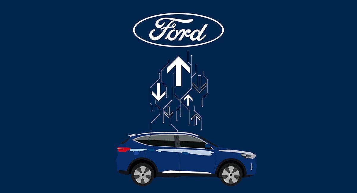 Ford usará software OTA que actualiza en línea la tecnología de los vehículos