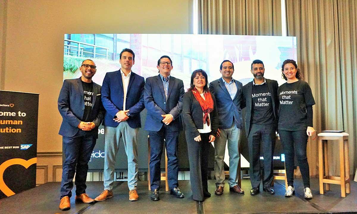 HXM la nueva visión de SAP para mejorar la experiencia del empleado