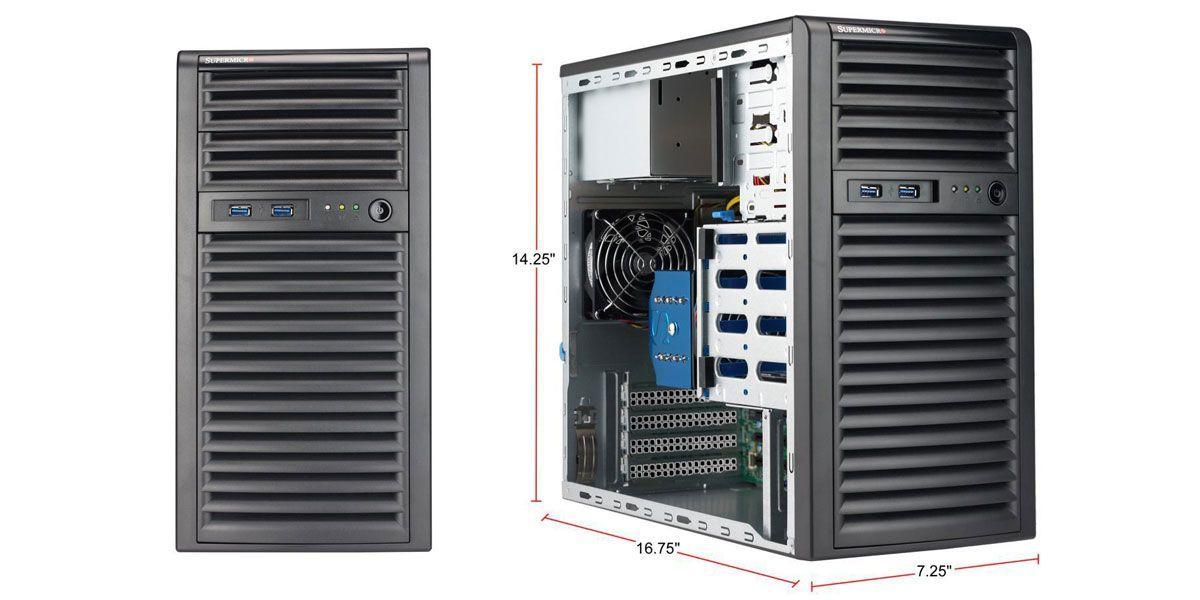 Supermicro proporciona rendimiento aumentado con los nuevos procesadores Intel Xeon E-2200