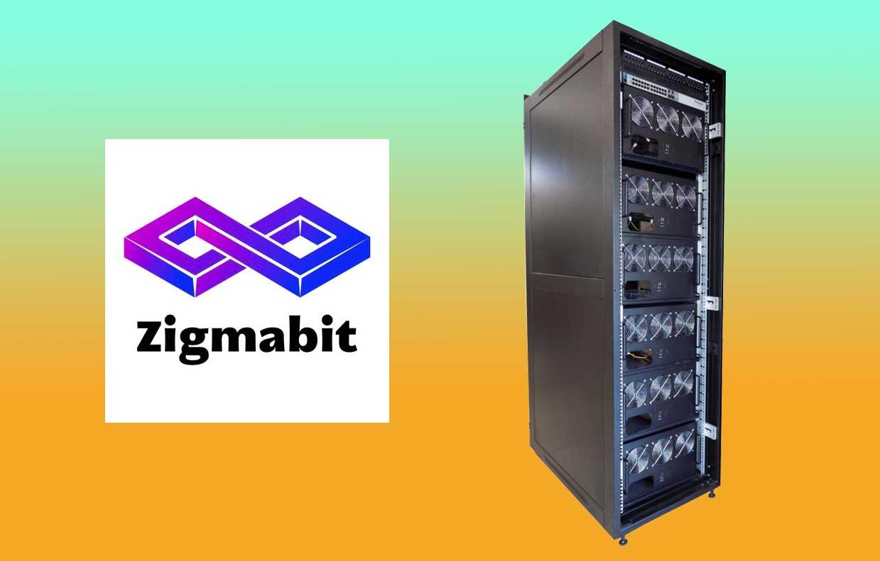 Zigmabit lanza poderoso chip para minería criptográfica