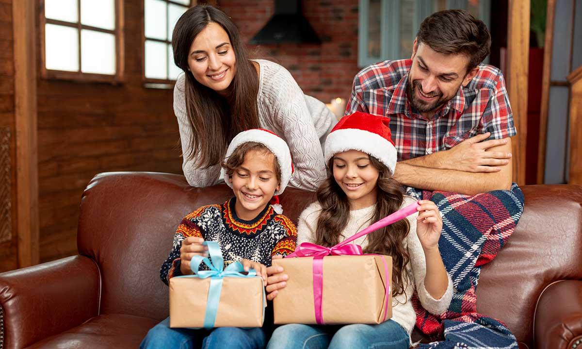 Consecuencias negativas por el exceso de regalos en Navidad