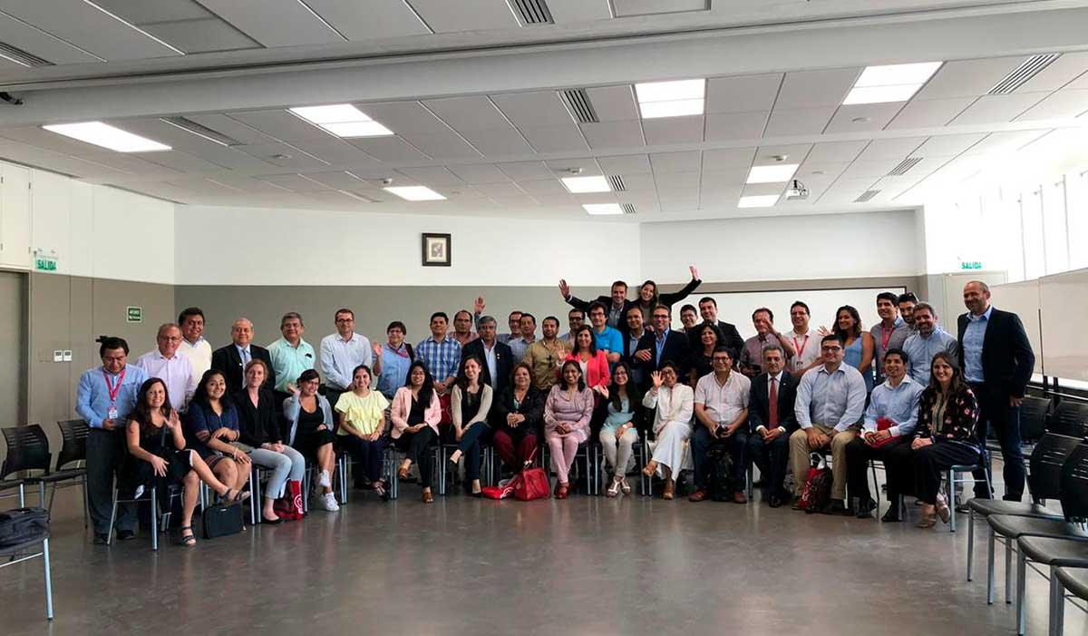 Especialistas internacionales orientan a proyecto «La Libertad Innova»