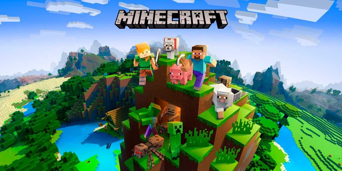 Se anuncian mundos creados por los jugadores de Minecraft conRay-Traced