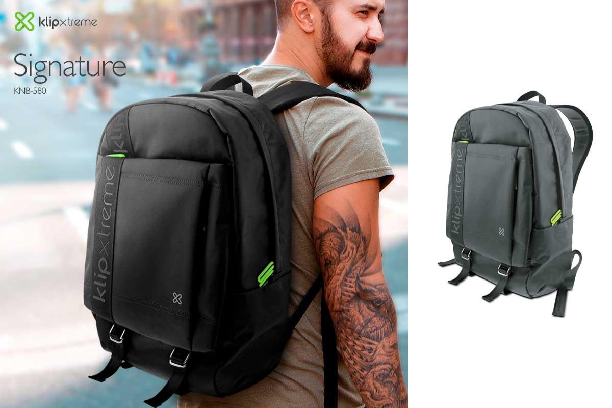 De vuelta a clases con las nuevas mochilas Klip Xtreme