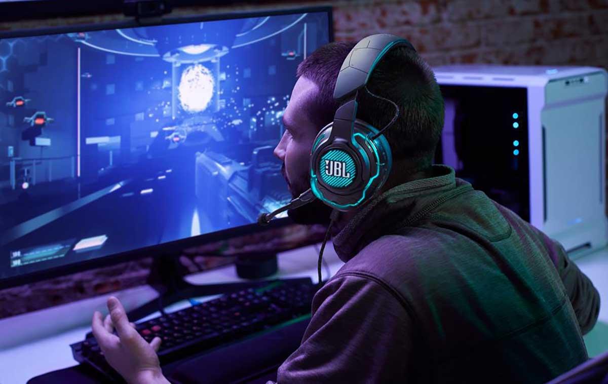 JBL eleva la experiencia gamer con el nuevo JBL Quantum Range
