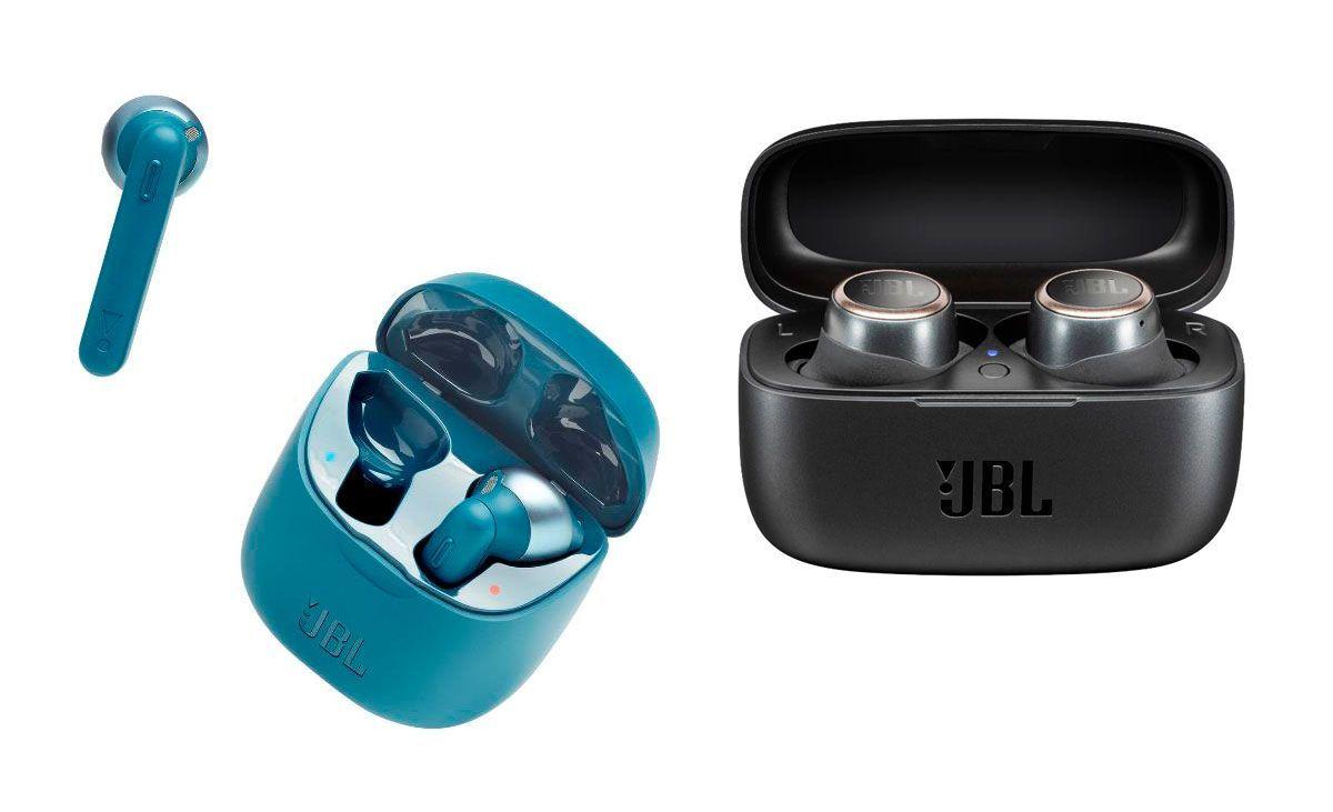 JBL presenta nuevos JBL LIVE 300TWS y el JBL TUNE 220TWS