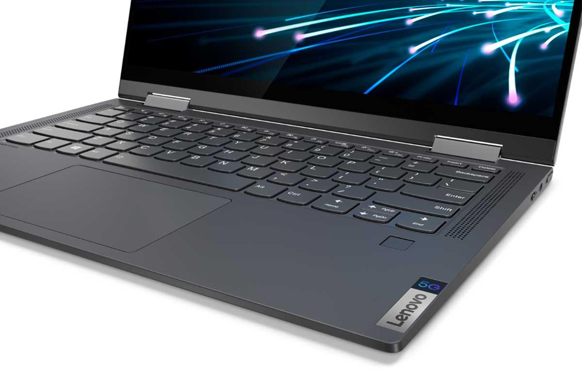 Lenovo lanza el concepto de un futuro plegable y la primera PC 5G