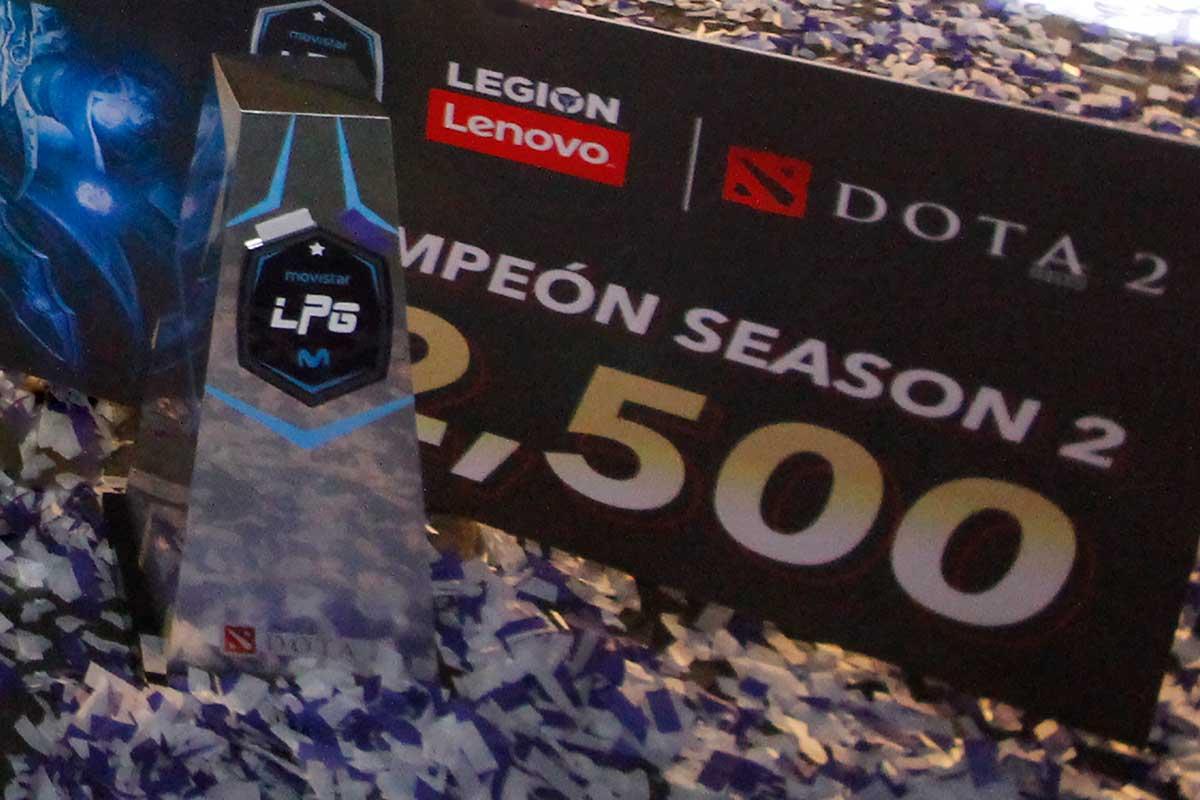 Lenovo patrocina la temporada 2020 de la Movistar Liga Pro Gaming