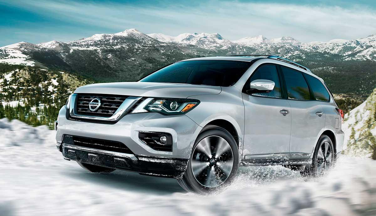 Nada detiene a la Nissan Pathfinder