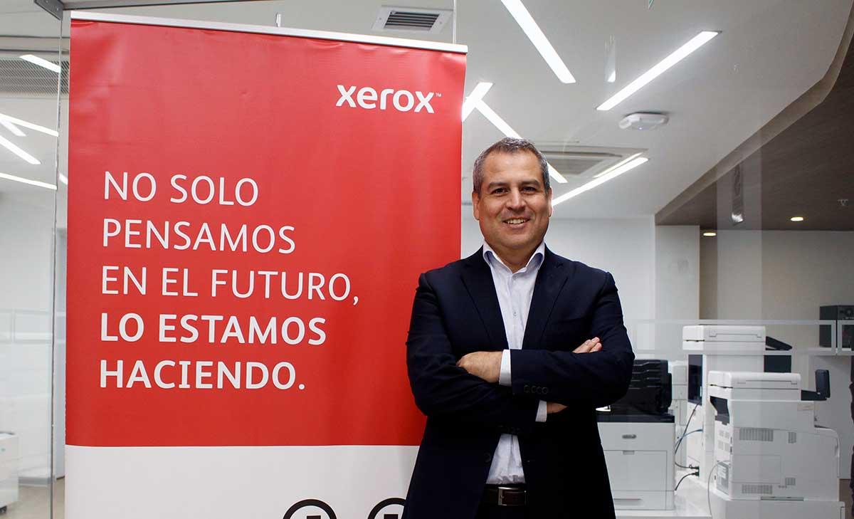 Nombran a Juan Carlos Estrada como Gerente Comercial de Xerox Services