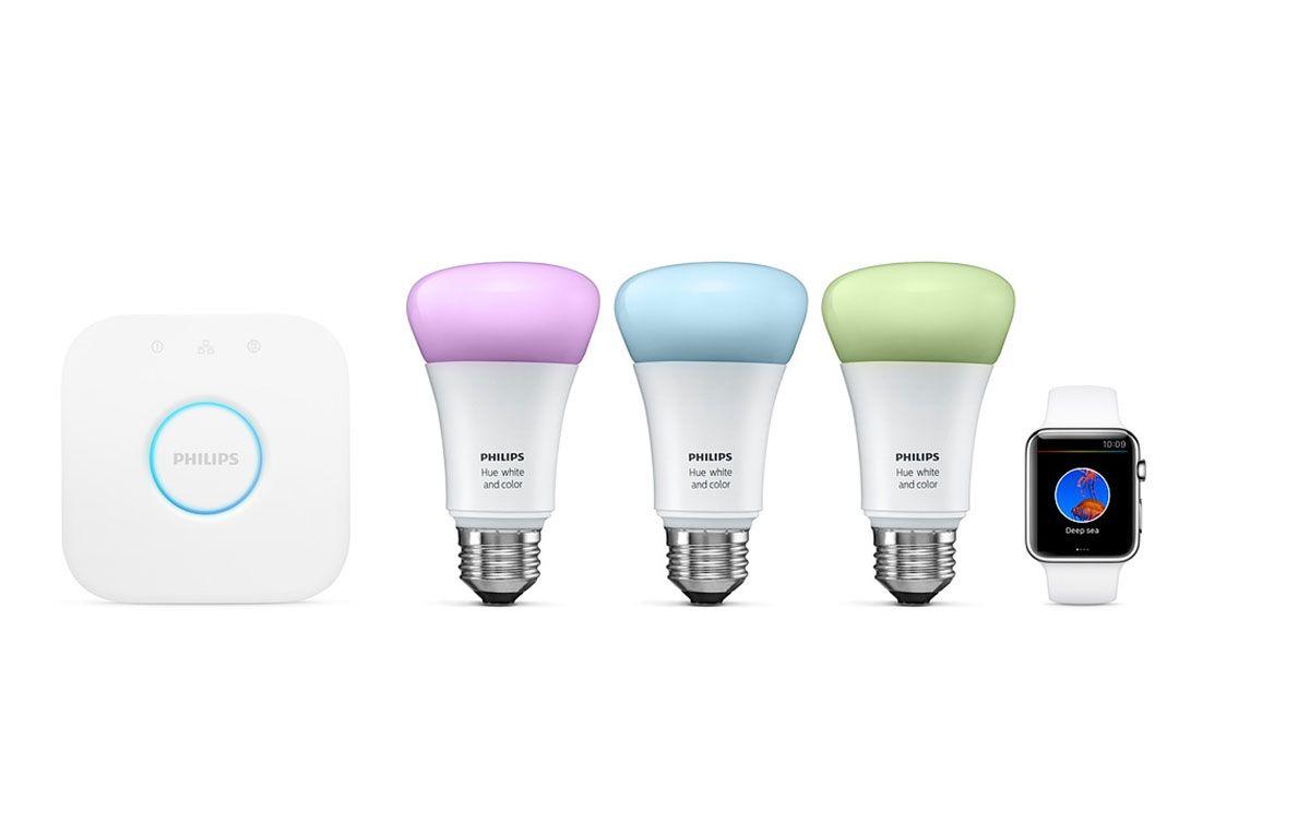 Nuevas luces Philips Hue para el aire libre
