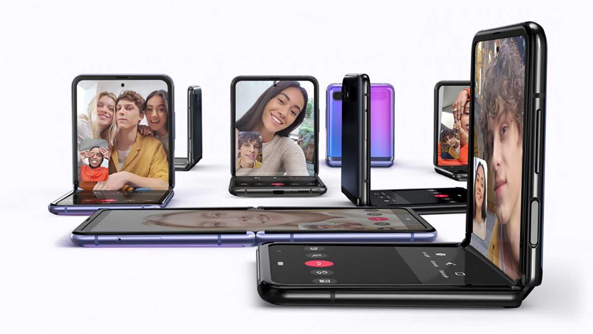Conoce a fondo al Galaxy Z Flip innovador Smartphone de Samsung