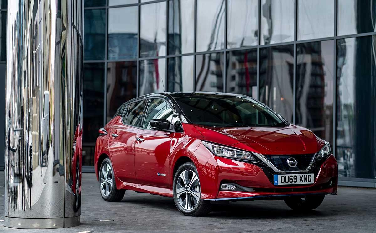 Nissan y Uber avanzan hacia la movilidad cero emisiones en Londres