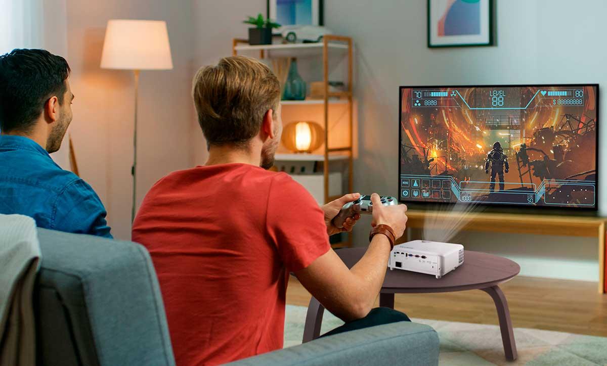 ViewSonic presenta dos nuevos proyectores PX727HD y PX703HD para gaming y entretenimiento