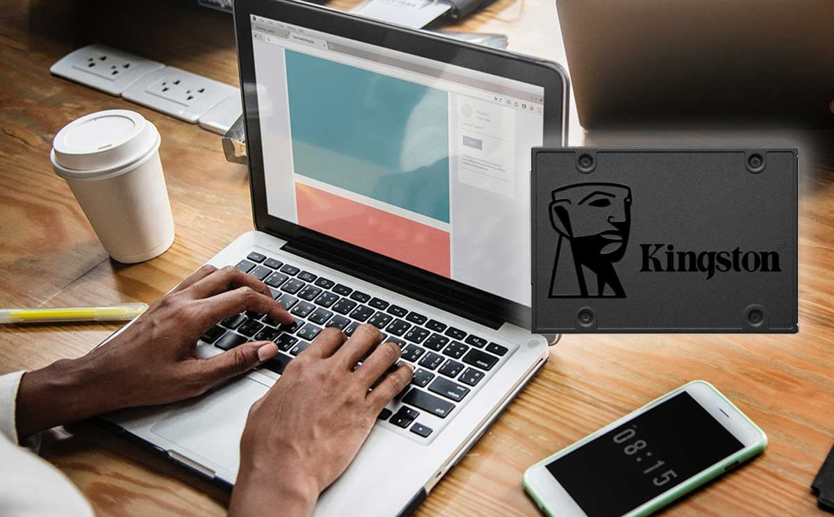 Dale una segunda oportunidad con el SSD A400 de Kingston