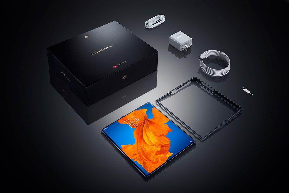 Huawei sigue innovando con el Mate Xs y AppGallery