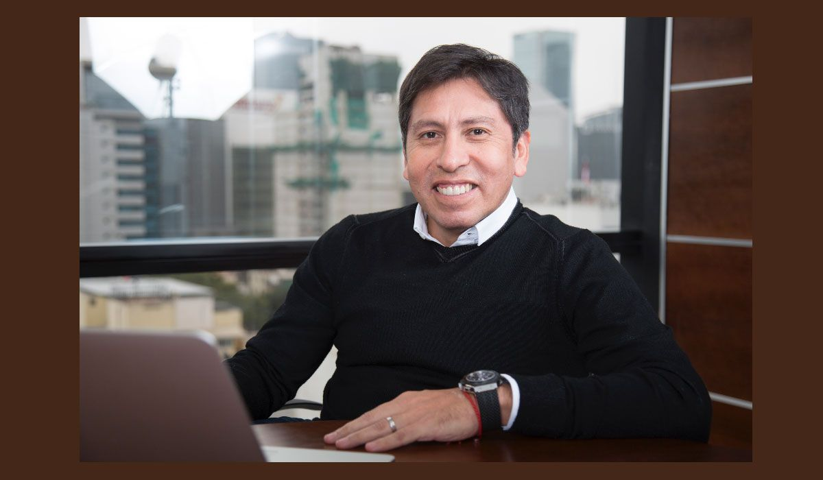 Pedro Cortez Rojas nuevo Presidente de CADE Digital 2020
