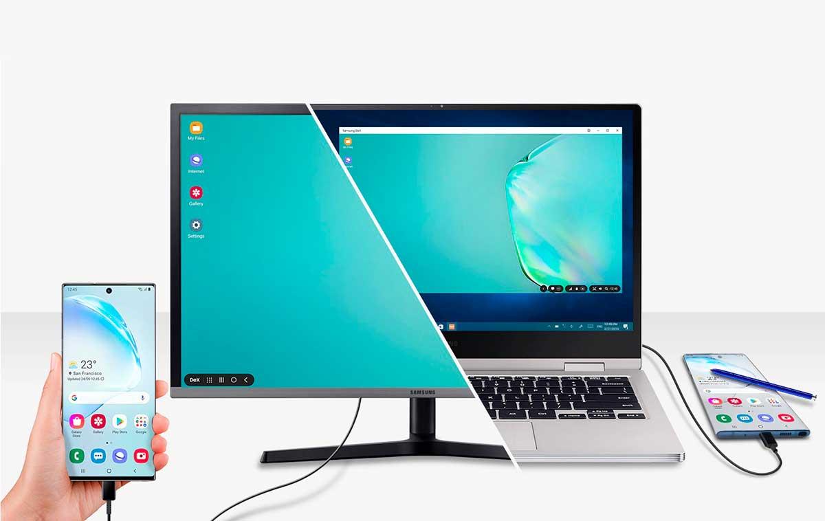 Cuatro recursos de Samsung que pueden facilitar la rutina del teletrabajo