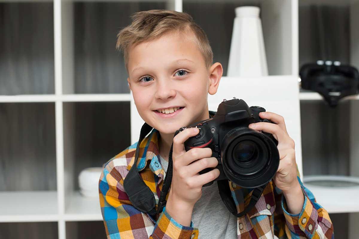 Comparte fotos con tus mejores momentos en casa