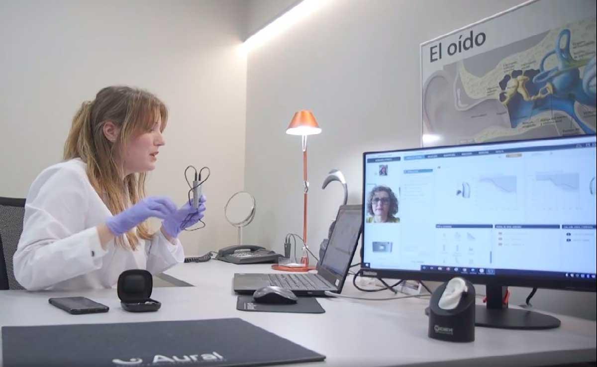 Sistema de AURAL cuida la salud auditiva desde casa para evitar el aislamiento de los mayores