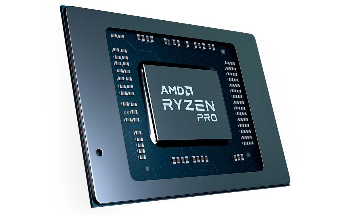 AMD entrega máximo desempeño y flexibilidad con los procesadores móviles Ryzen PRO Serie 4000