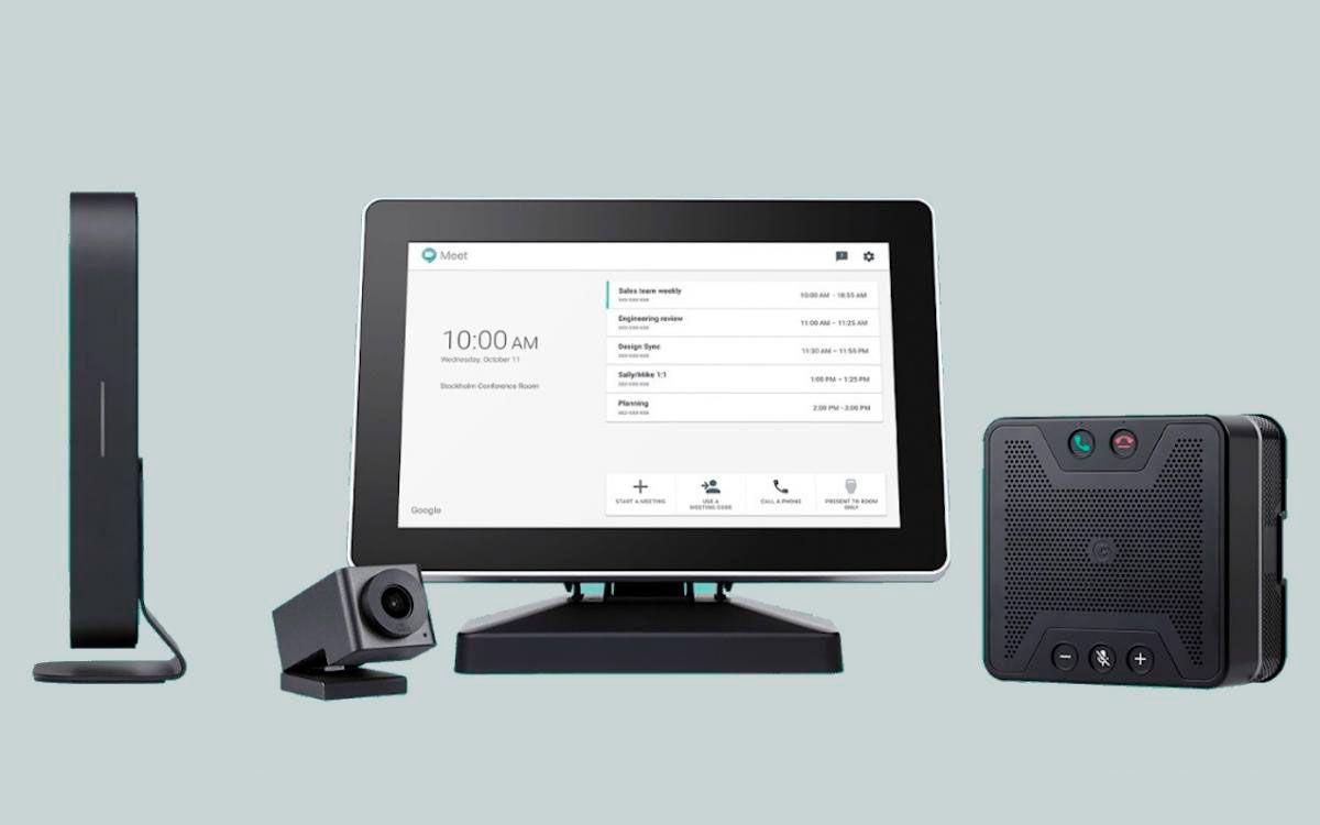 ASUS anuncia kits actualizados de hardware para Google Meet