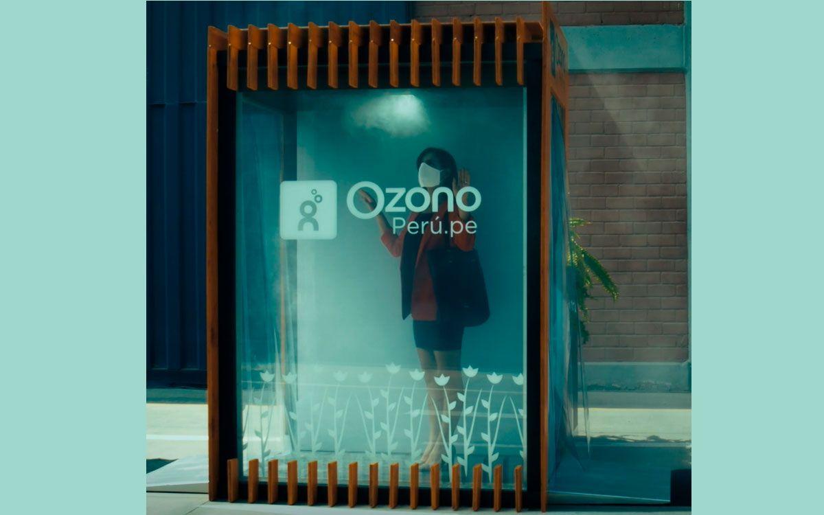 Boss Tech lanza cabinas de ozono para reducir la expansión del virus