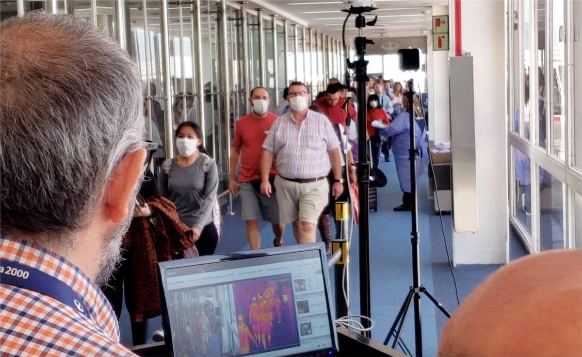 G4S Technology implementará cámaras termodinámicas en diversas industrias para prevenir contagios