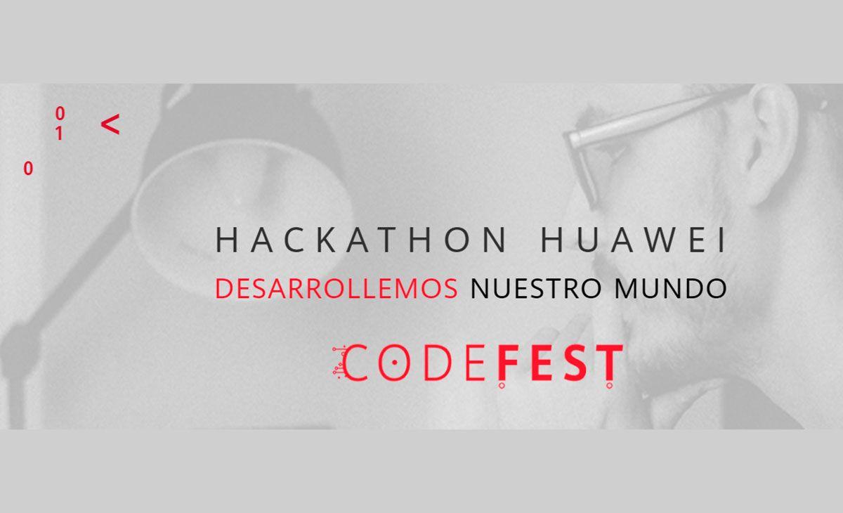 HUAWEI CODE FEST: la hackathon para desarrolladores abre sus inscripciones