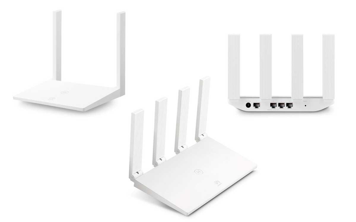 Huawei trae al mercado peruano los routers HUAWEI WIFI WS5200 y HUAWEI WS318n