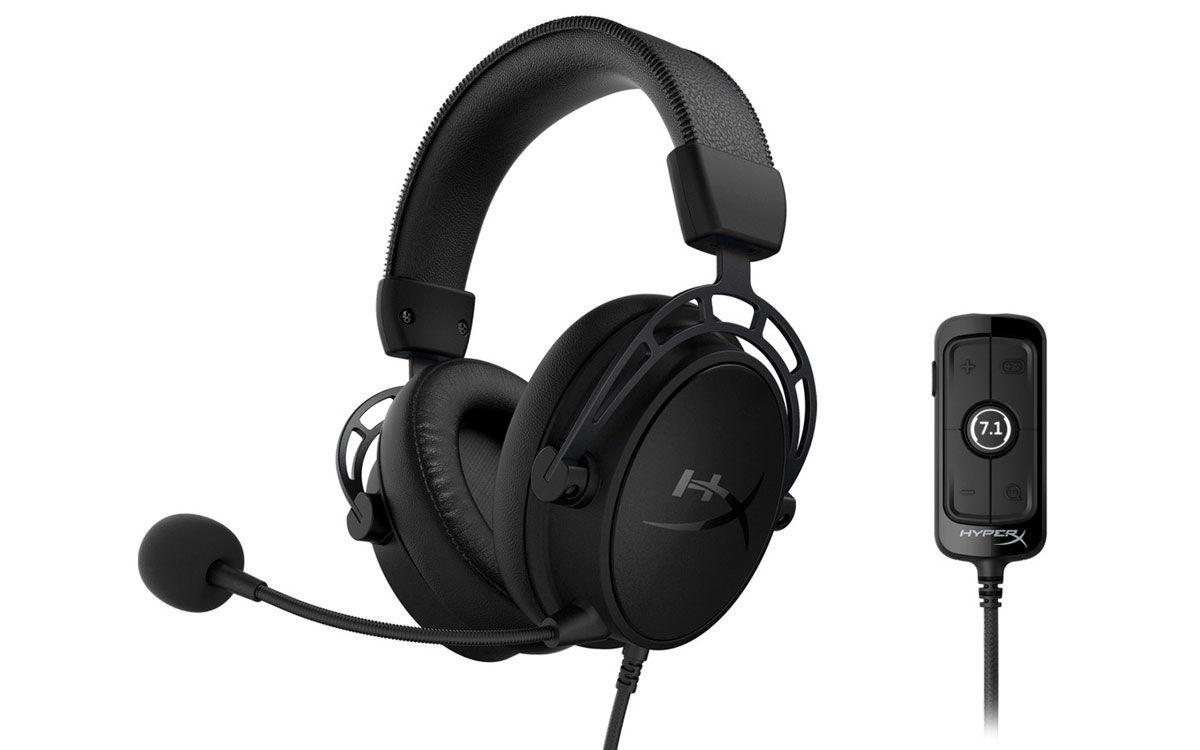 HyperX lanza los Cloud Alpha S Edición Blackout
