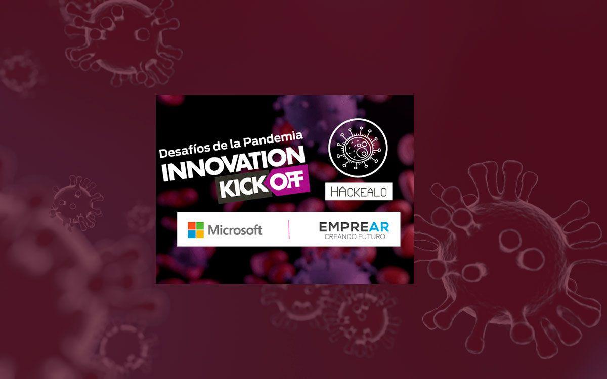 La ONG Emprear y Microsoft convocan a jóvenes latinoamericanos a hackear la pandemia