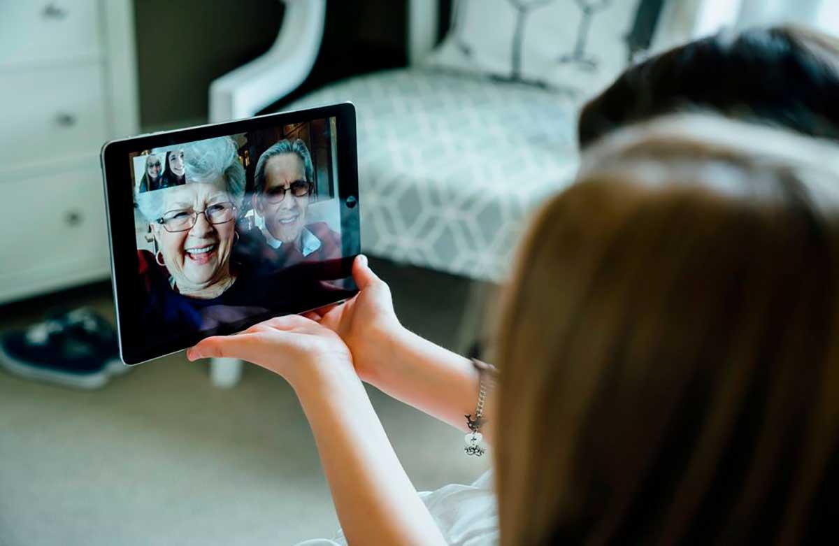 Las seis mejores Apps para hacer una videollamada con mamá