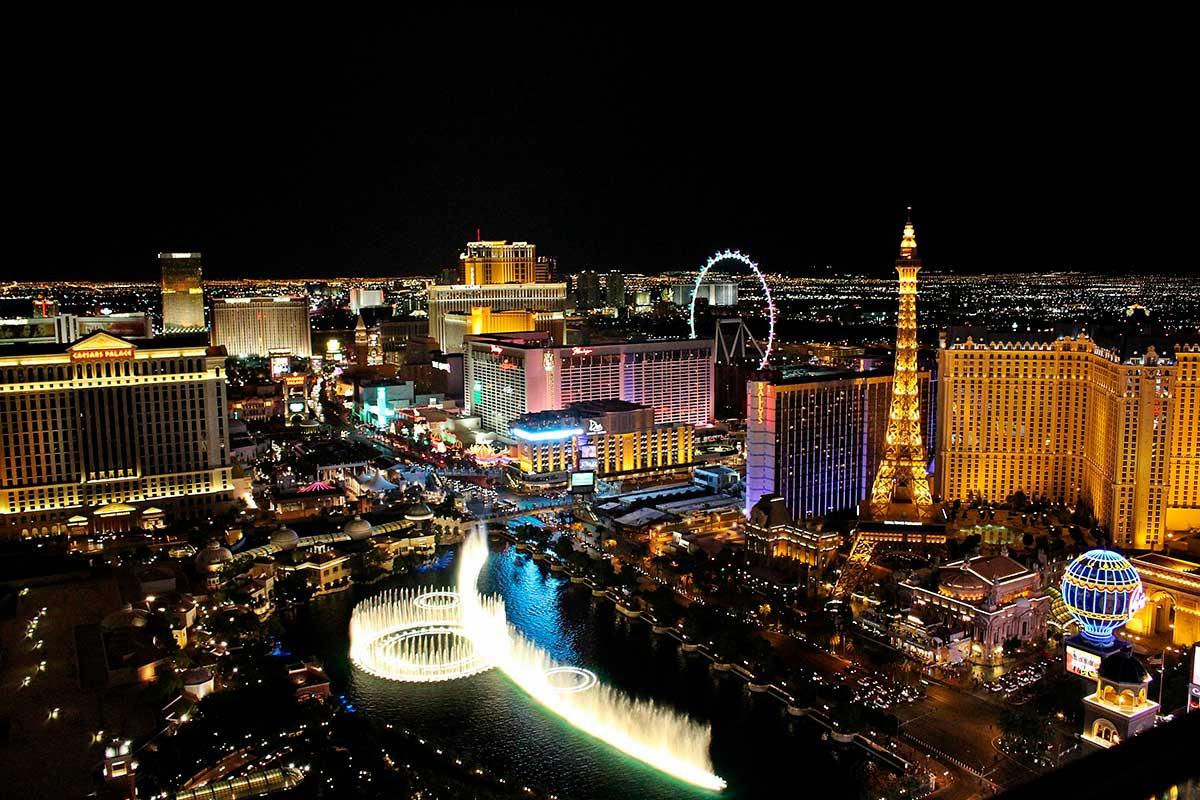 Las Vegas acelerará su proyecto de ciudad inteligente con NTT