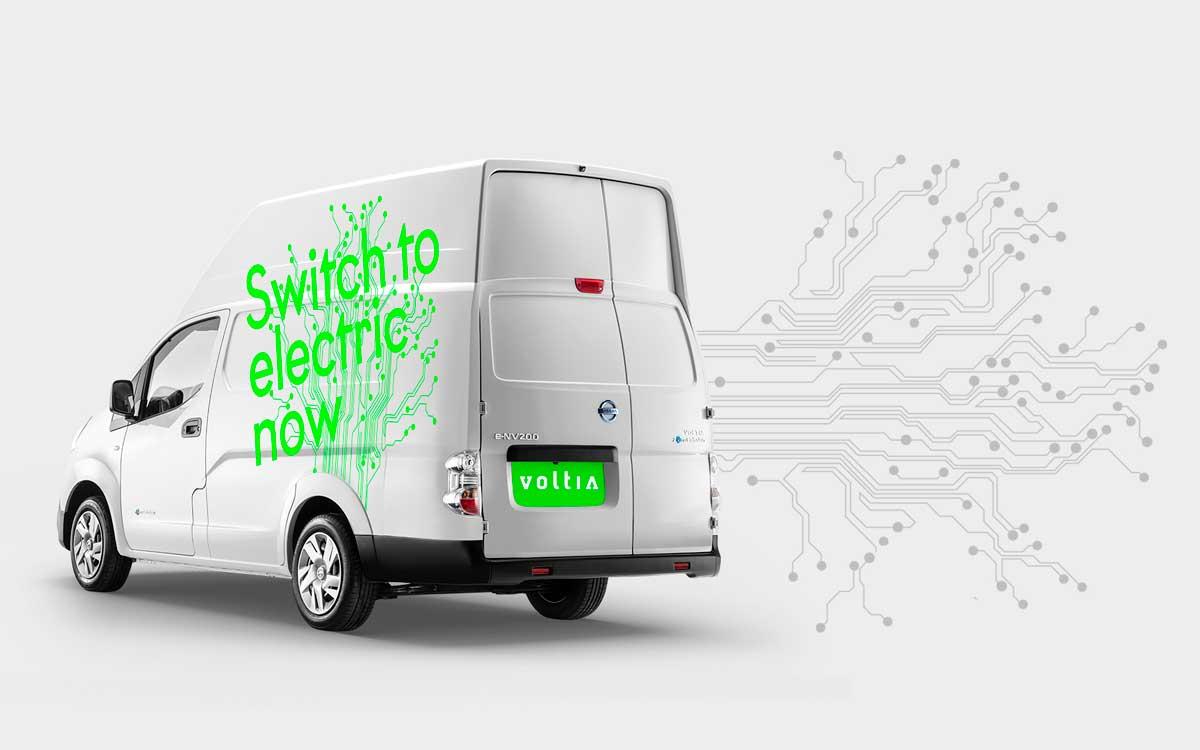 Nissan amplía gama europea de su e-NV200 eléctricacon la versátil versión e-NV200 XL Voltia