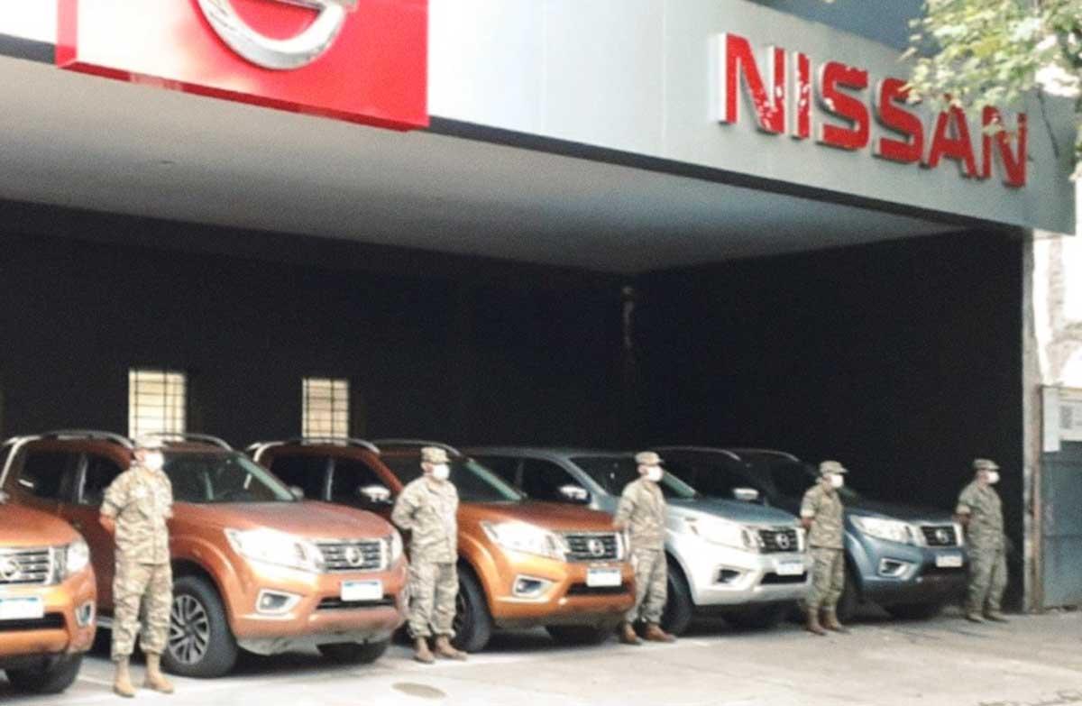 Nissan brinda apoyo a los grandes héroes contra la pandemia en toda Latinoamérica