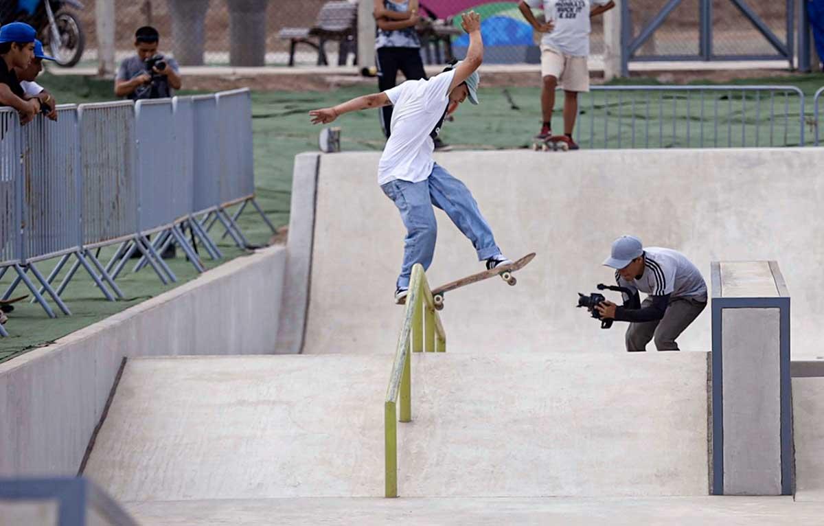Programa de TV 'Culturas Extremas' apuesta por deportes urbanos