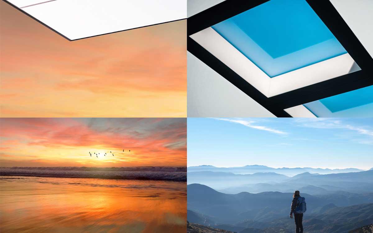 Signify presenta NatureConnect la innovación de la luz natural para interiores
