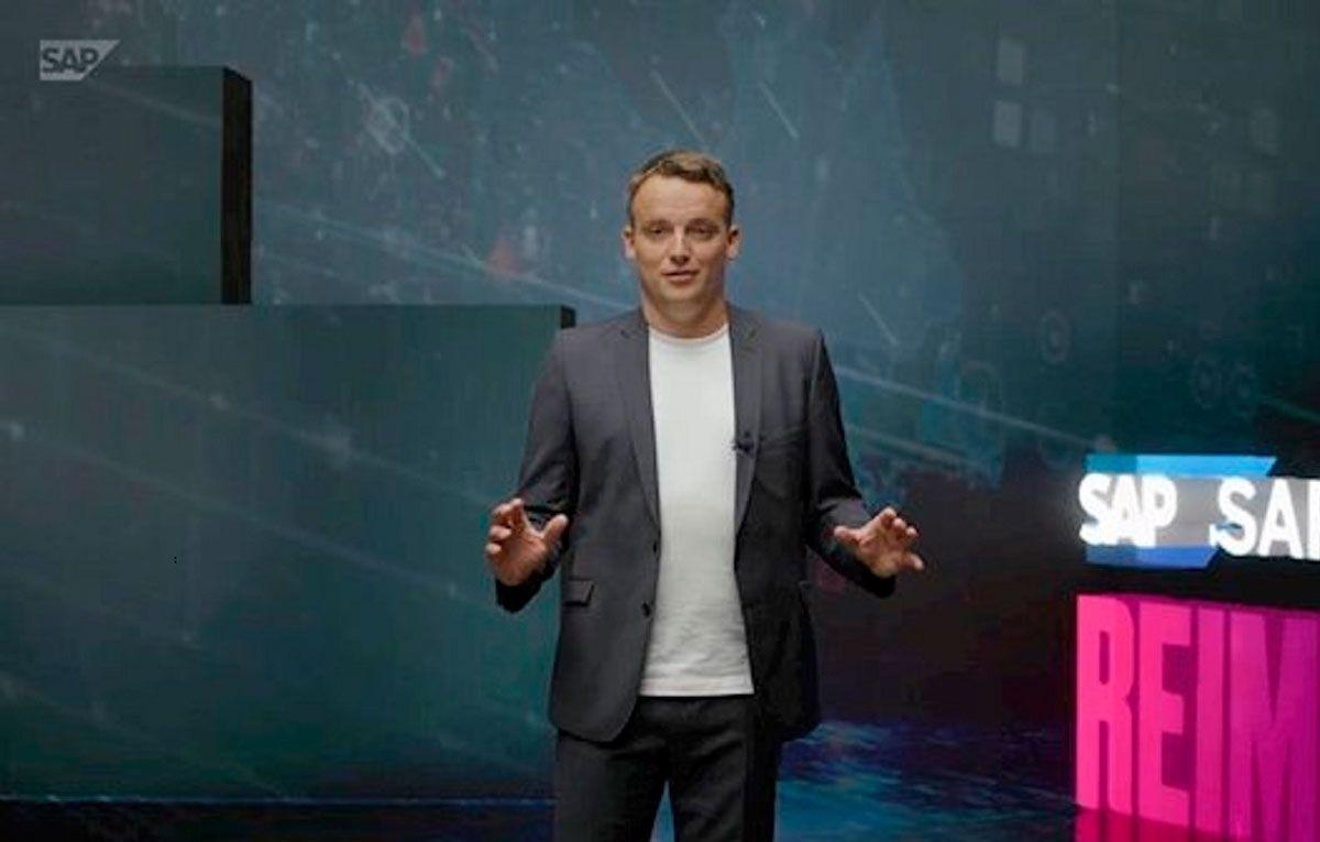 CEO de SAP, Christian Klein: Cuando las personas y la tecnología se unen, suceden cosas maravillosas