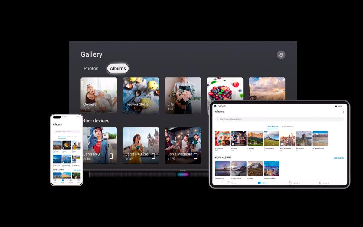 Huawei lanza la actualización EMUI 10.1 para sus dispositivos