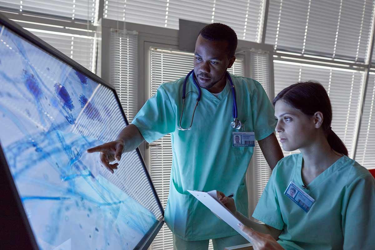 IoT para el funcionamiento de servicios de salud