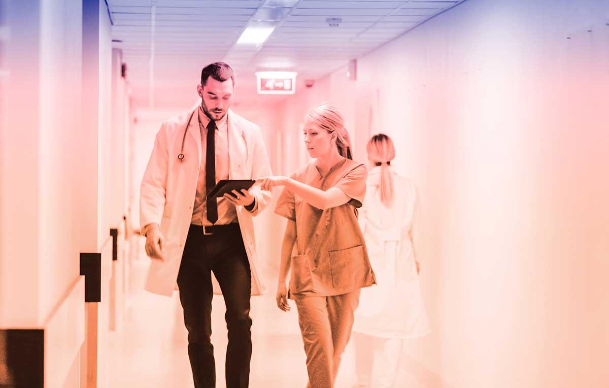 Medicina virtual en tiempos de COVID-19