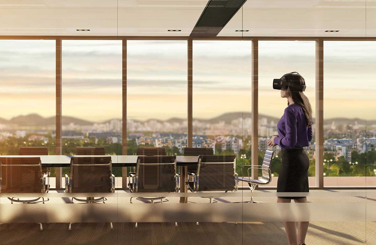 Nuevo visor autónomo Lenovo Mirage VR S3 con ThinkReality