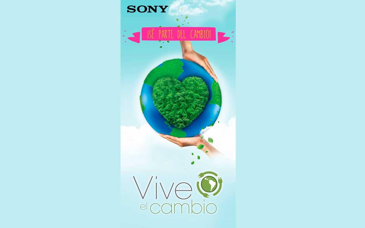 Sony Perú y su compromiso con la reducción del impacto al medio ambiente