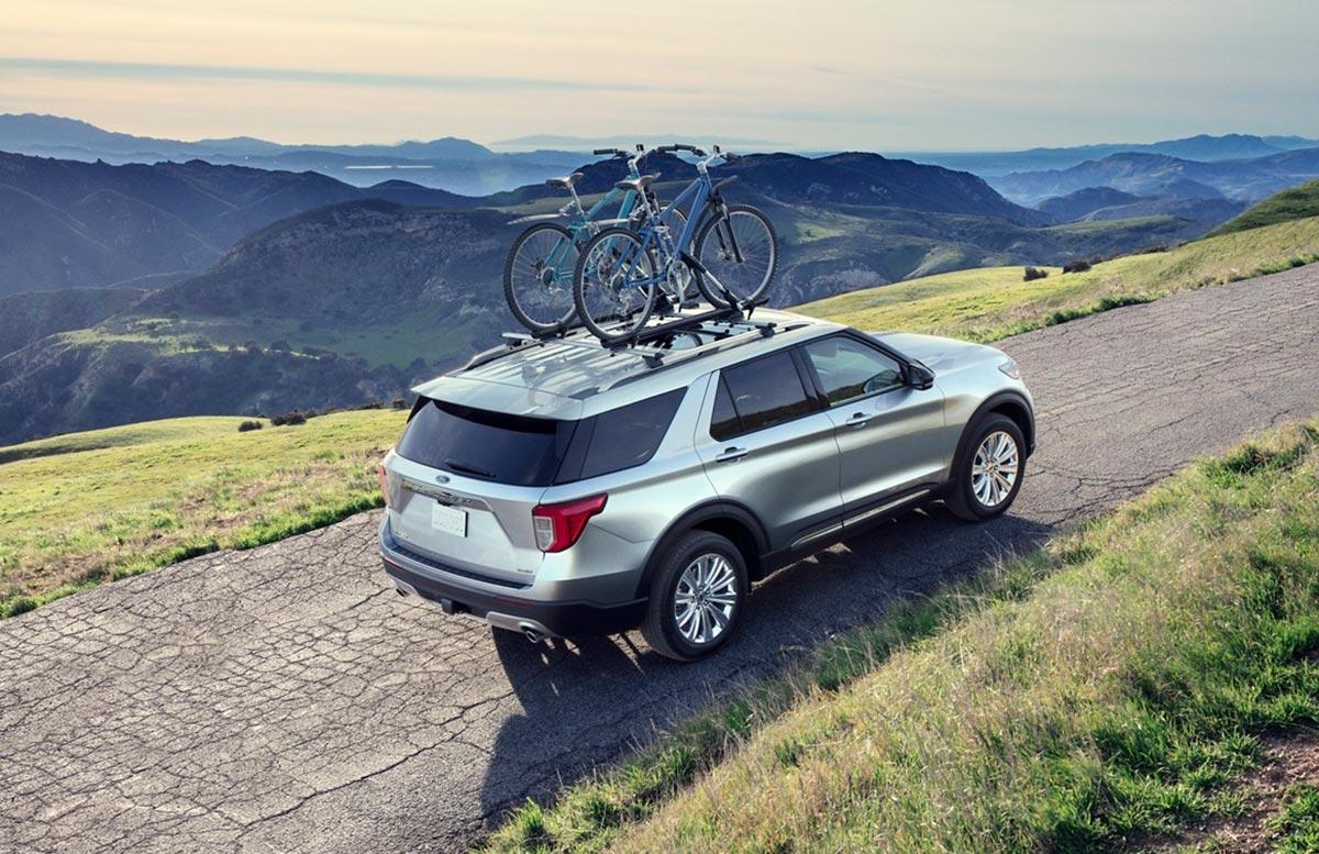 All New Ford Explorer llega al Perú con innovadoras tecnologías semiautónomas